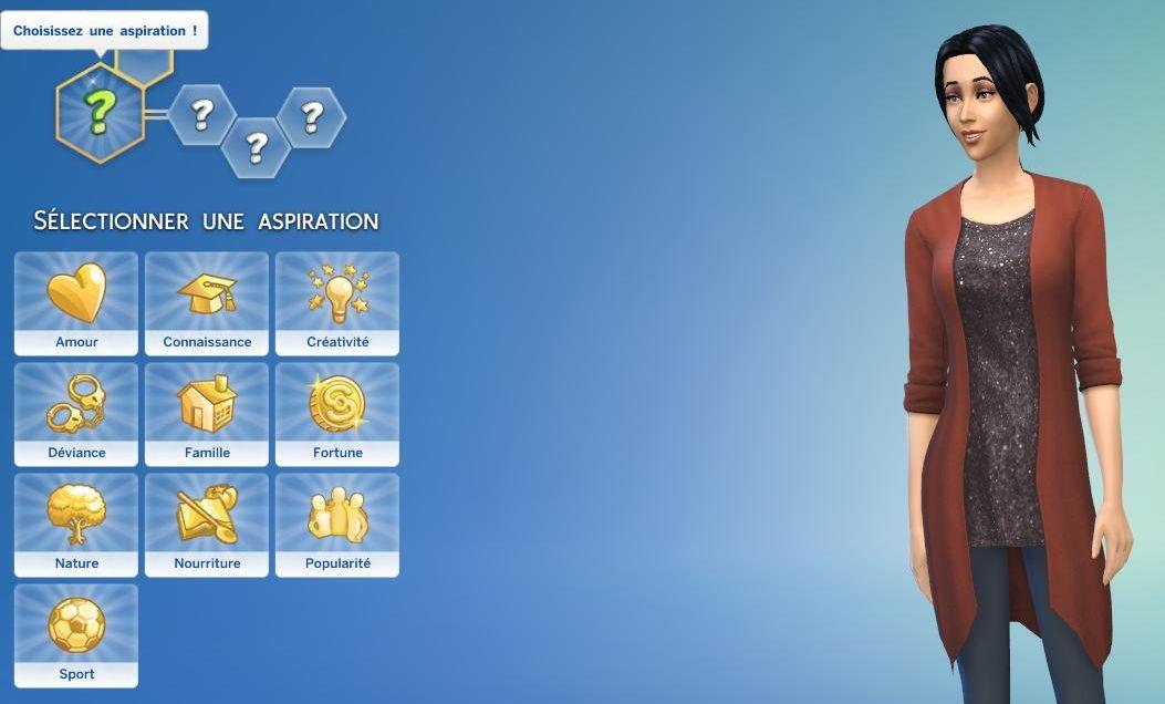 Les Sims 4 Traits De Caractre Game Guide