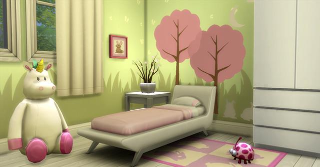Chambre Enfant Sims 4 Gamboahinestrosa