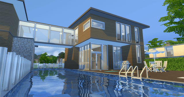 Les Sims 4 Creations Du Buildnewcrest Game Guide