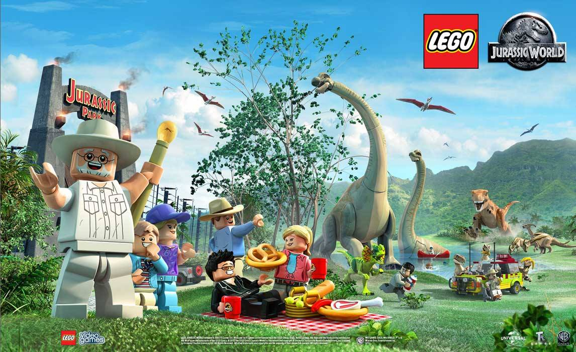 LEGO Jurassic World Aperu Game Guide