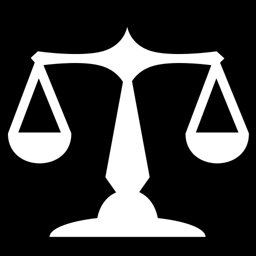 The Eternal Balance Symbol: Scales