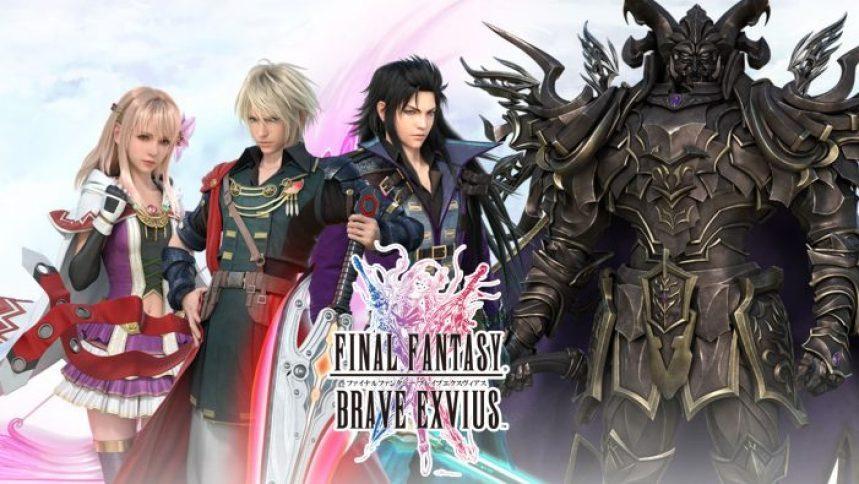 Image result for final fantasy brave exvius