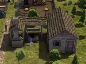 Banished鍛冶屋