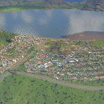 【Cities:skylines 攻略ブログ】  シナリオ フラッドランド 災害に遭いながら240周プレイ