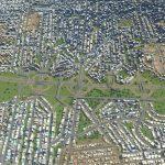 【Cities:skylines 攻略ブログ】 シナリオ トルネード・カントリー 竜巻に耐えながら人口26万人を突破する