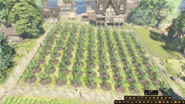 Forest Village Expansion23 1024x576 - 【 Life is Feudal: Forest Village 攻略ブログ】 効率の良い食料確保の方法