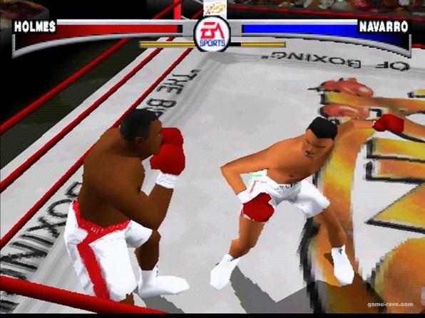 psx knockout kings menus and slugfest Screen Shot 8_19_18, 11.39 PM