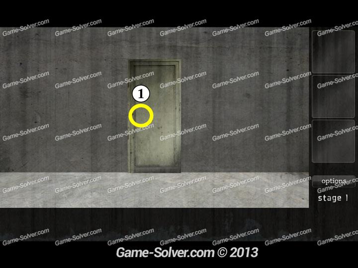 Dark Doors Escape Stage 1