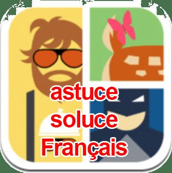 Icomania astuce soluce Français