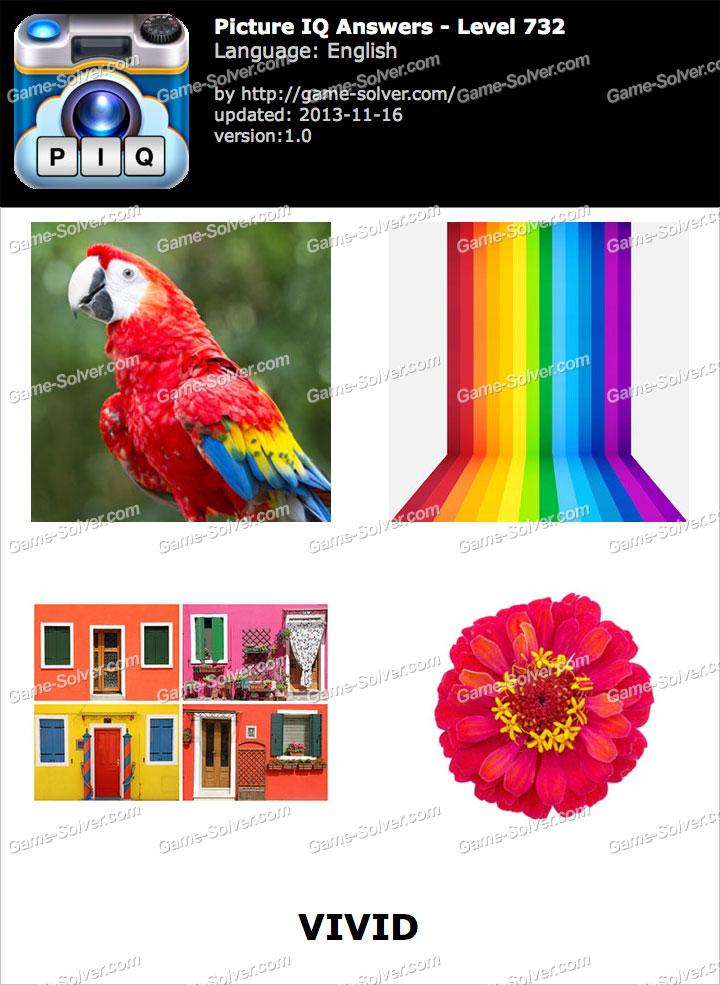 Picture IQ Level 732