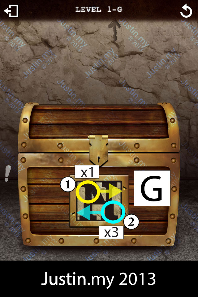 Treasure Box 2 Level 1-G