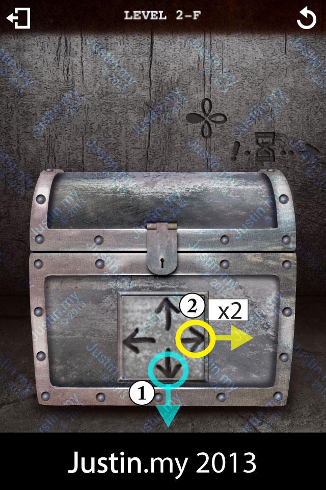 Treasure Box 2 Level 2-F