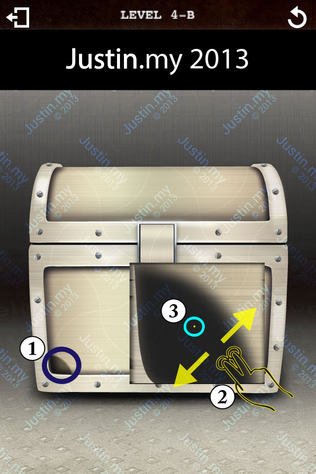 Treasure Box 2 Level 4-B