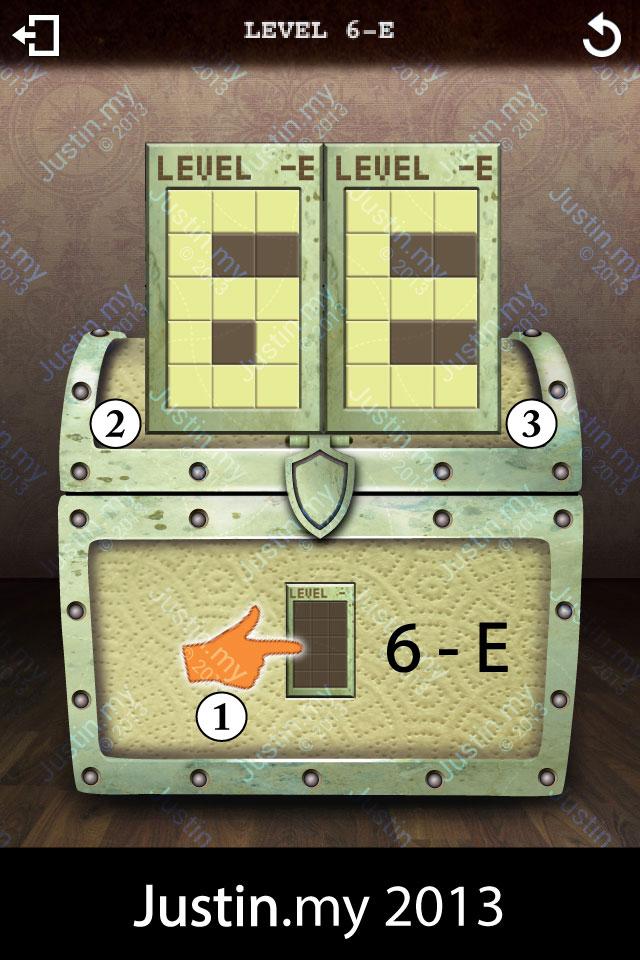 Treasure Box 2 Level 6-E