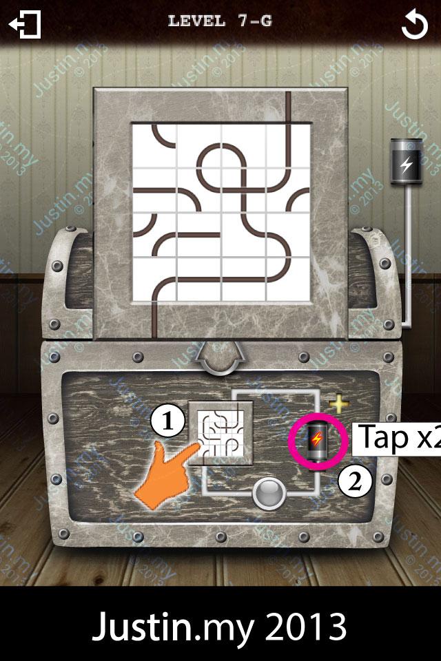 Treasure Box 2 Level 7-G