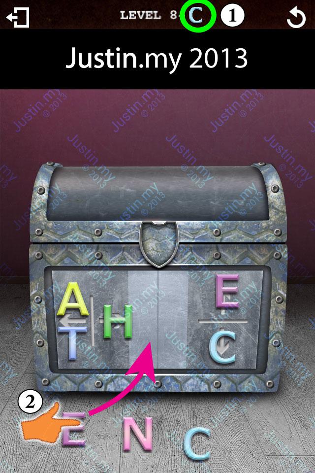 Treasure Box 2 Level 8-C