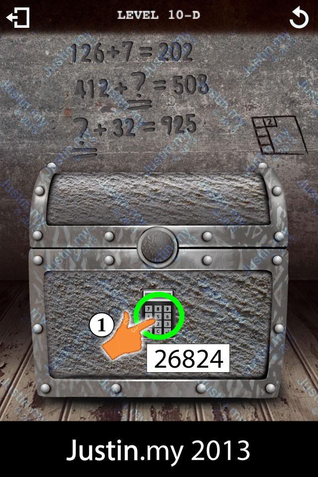 Treasure Box Level 10-D