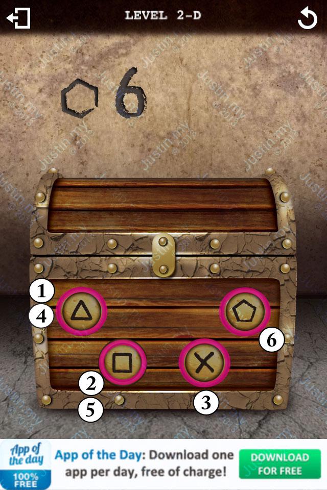 Treasure Box Level 2-D
