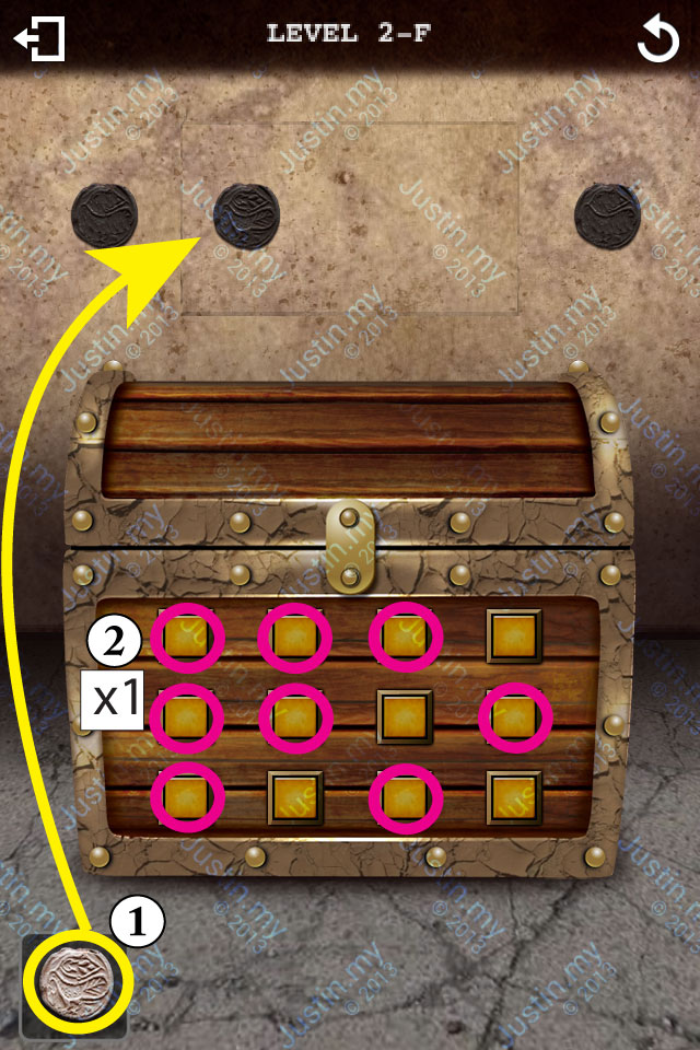 Treasure Box Level 2-F
