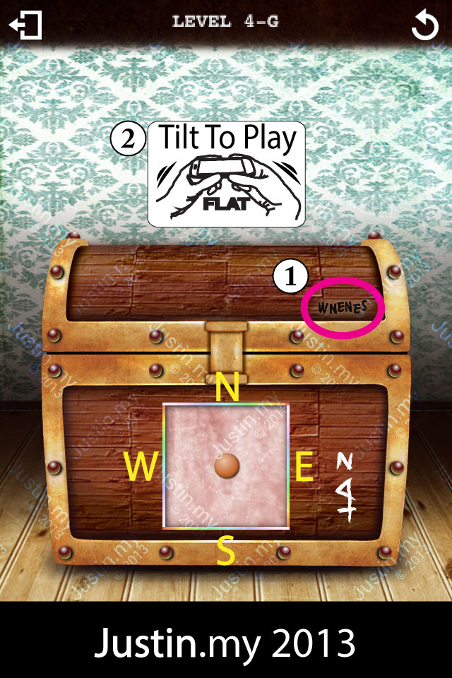 Treasure Box Level 4-G