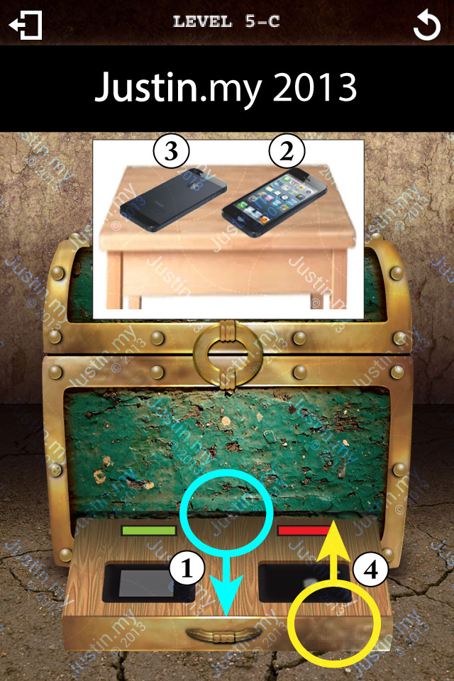 Treasure Box Level 5-C