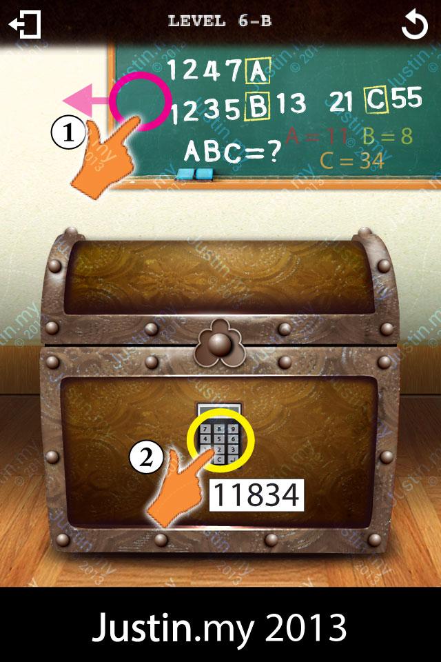Treasure Box Level 6-B