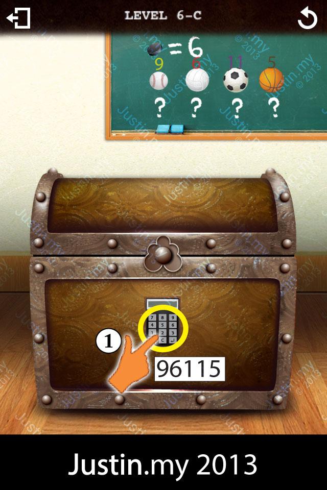 Treasure Box Level 6-C