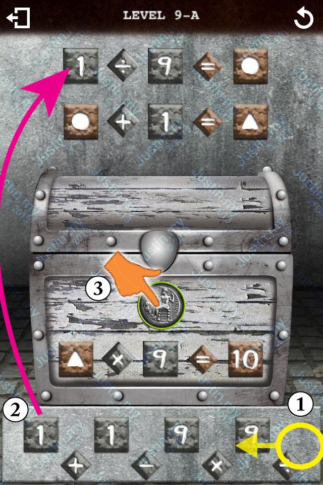 Treasure Box Level 9-A