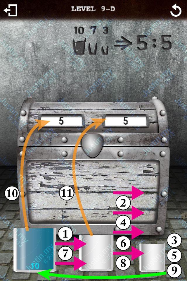 Treasure Box Level 9-D