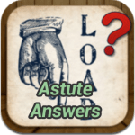 What's the Saying Astute Answers