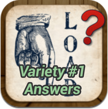Whats The Saying Variety 1 Answers