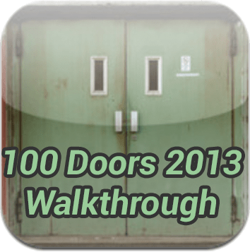 100 Doors 2013 Level 102 Game Solver