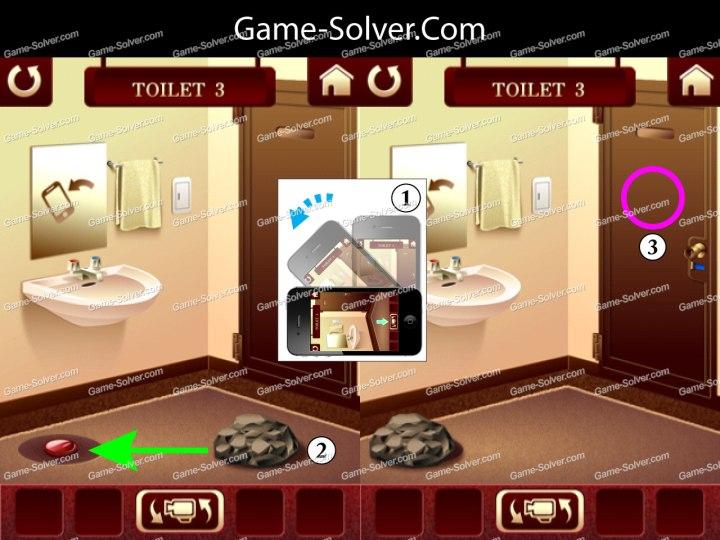 100 Toilets Level 3