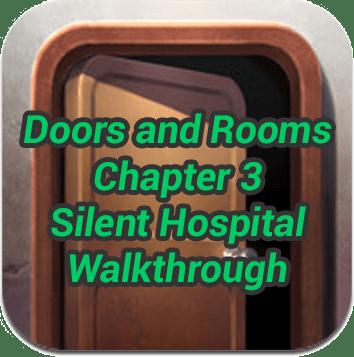 Doors and Rooms Chapter 3 Walkthrough