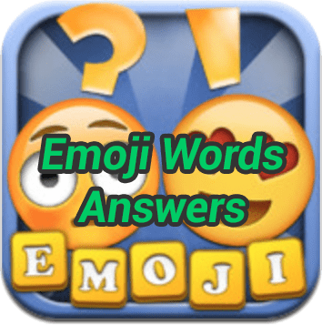 Emoji Words Answers