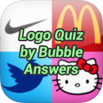 Logo Quiz by Bubble Answers
