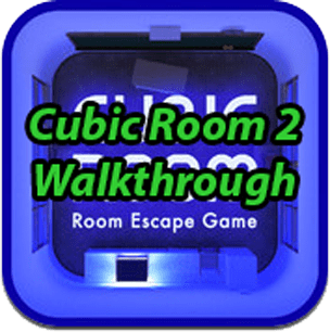 Cubic Room 2 Walkthrough