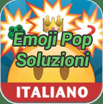 Emoji Pop Soluzioni Italiano