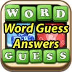 Word Guess Answers