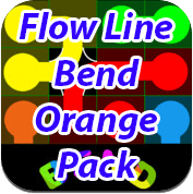 10 Flow Line Orange Pack