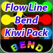 7 Flow Line Kiwi Pack
