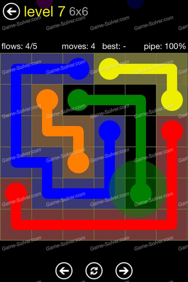 Flow Regular Pack 6x6 Level 7