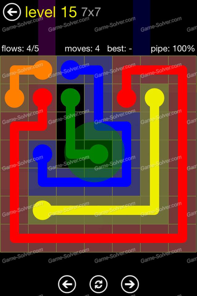 Flow Regular Pack 7x7 Level 15