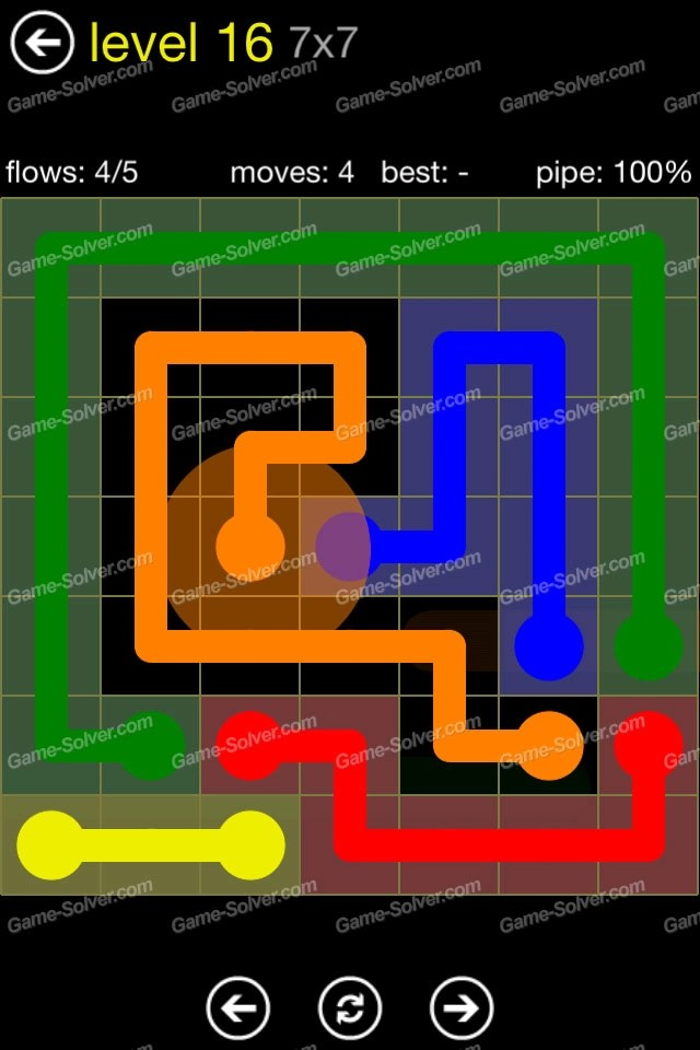 Flow Regular Pack 7x7 Level 16