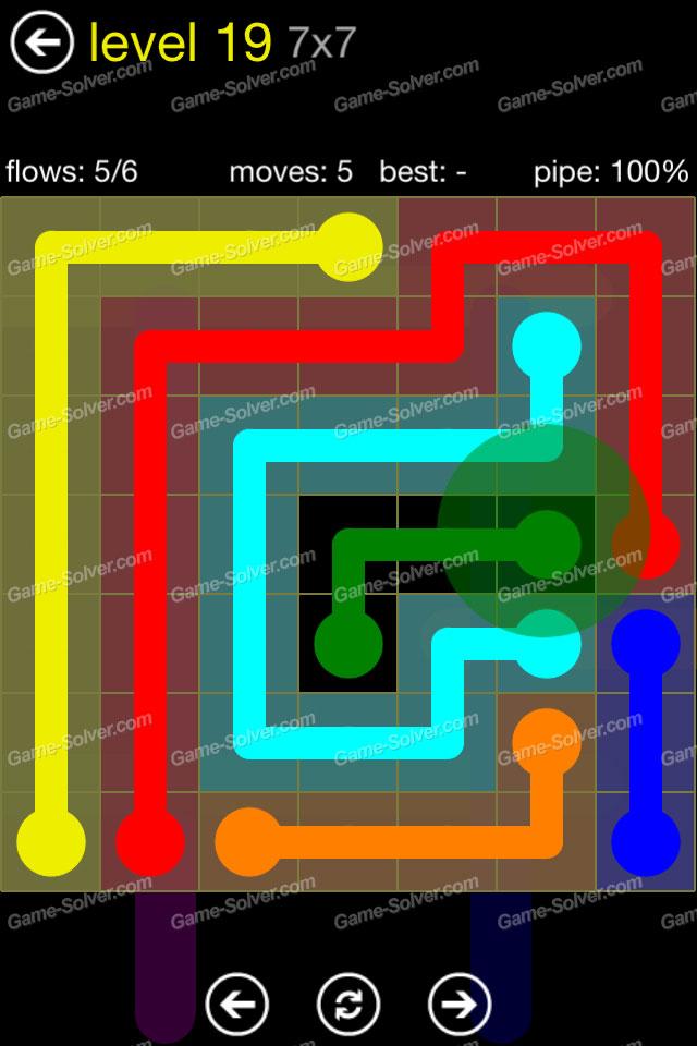 Flow Regular Pack 7x7 Level 19