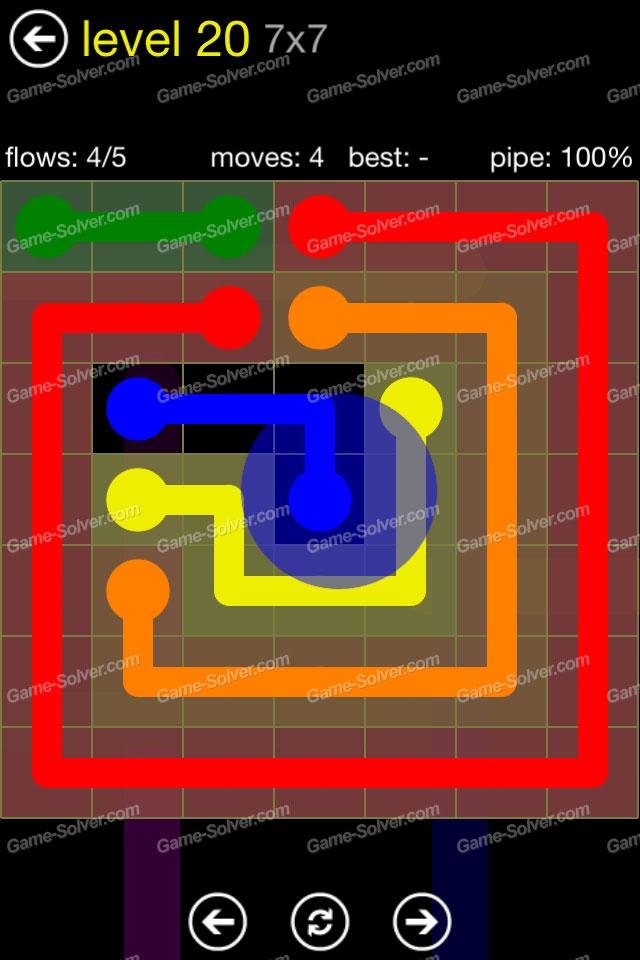 Flow Regular Pack 7x7 Level 20