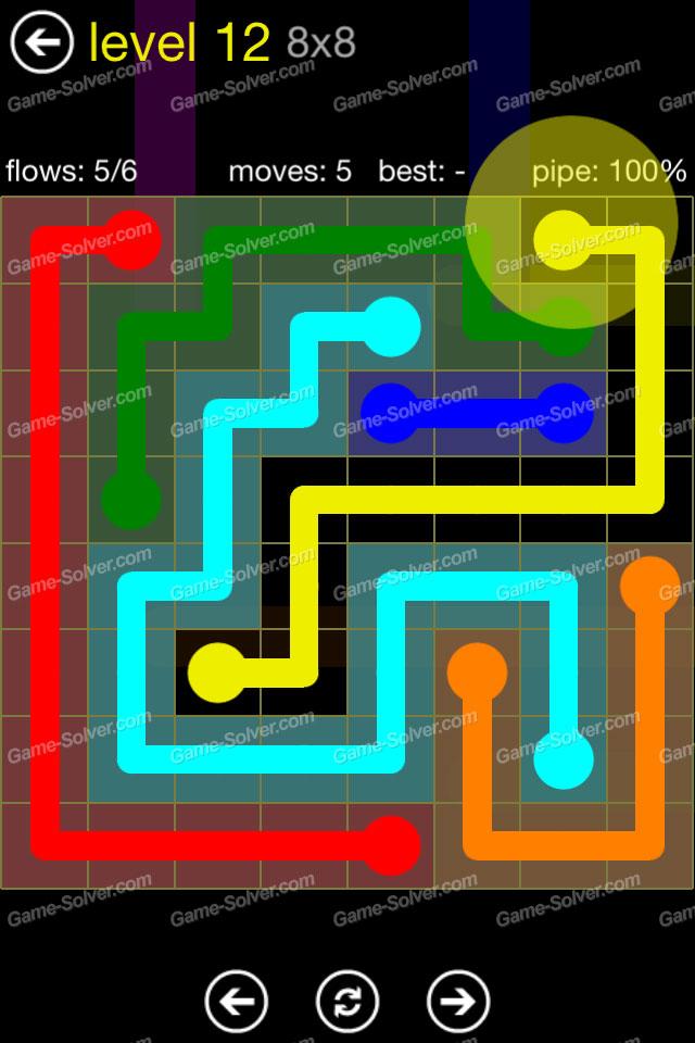 Flow Regular Pack 8x8 Level 12