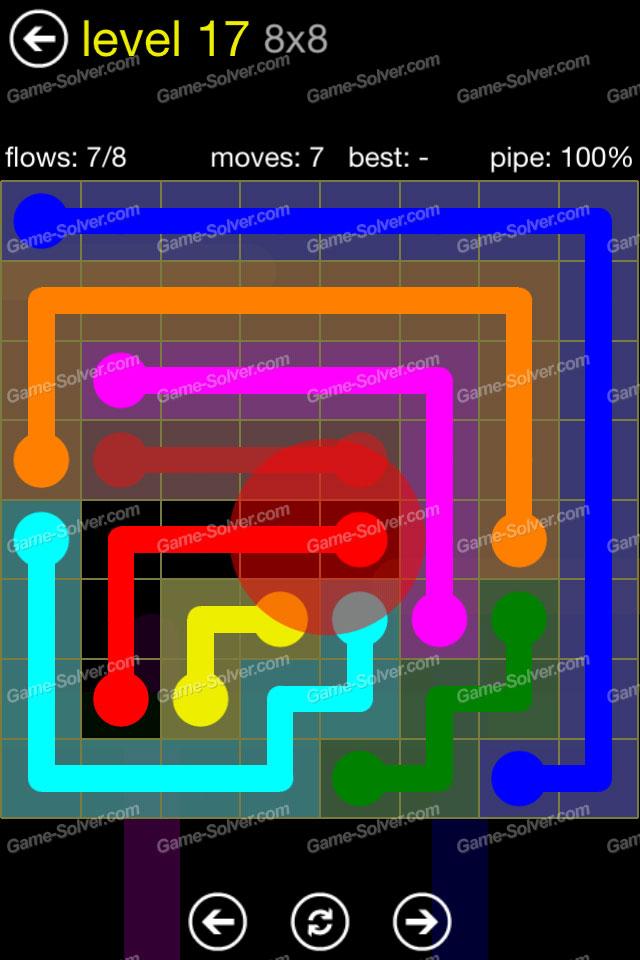 Flow Regular Pack 8x8 Level 17