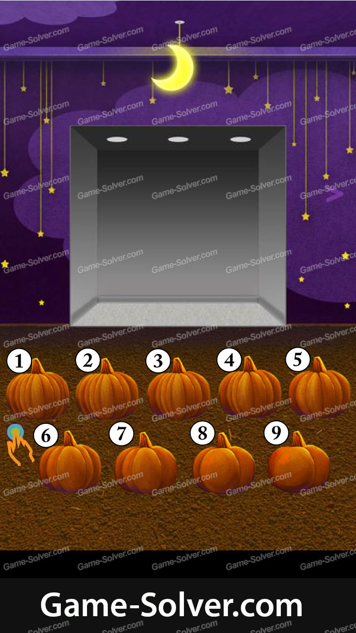 100 Floors Seasons Tower Halloween Level 5 Game Solver