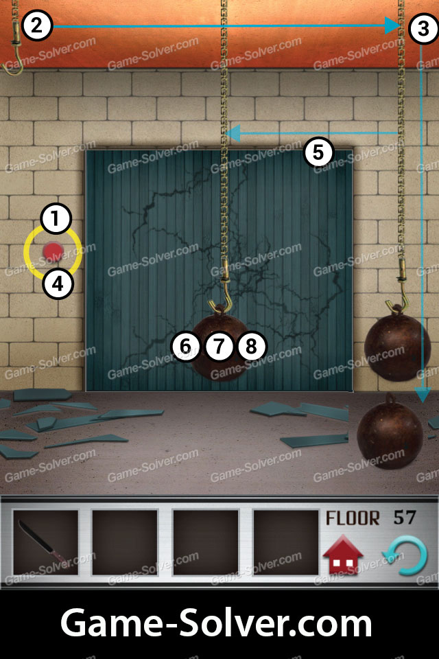 100 Floors Escape Level 56 Answer Wikizie Co